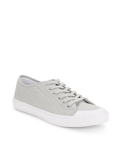 PENGUIN   Canvas Lace-Up Sneakers