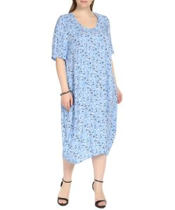 Shalle | Платье-Макси Свободного Покроя