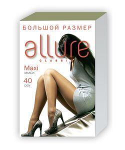 Allure | Колготки 40 Den Big Size