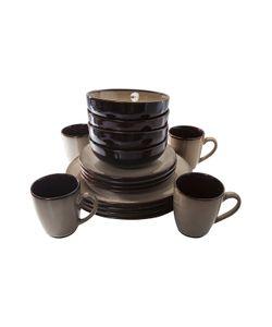 SANGO | Набор Посуды Из Керамики 16Пр.
