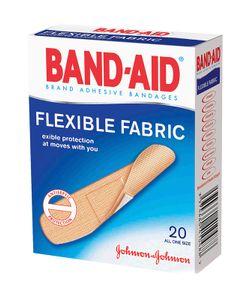 BAND-AID | Пластырь Эластичный