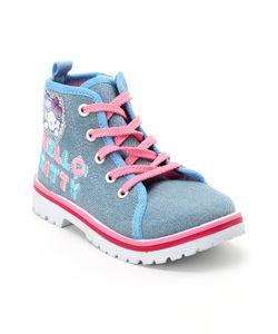 Hello Kitty | Ботинки