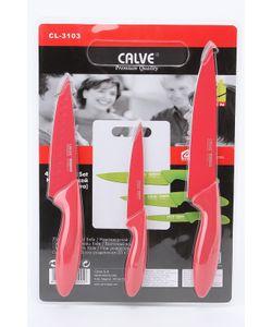 Calve   Набор Ножей 4 Предмета