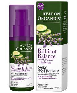 Avalon Organics   Дневной Увлажняющий Крем