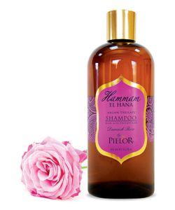 HAMMAM EL HANA | Шампунь Для Волос Роза 400 Мл