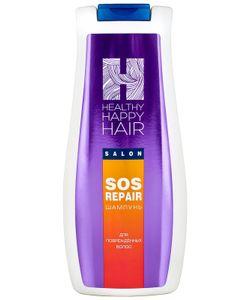 HEALTHY HAPPY HAIR | Шампунь Для Повреждённых Волос