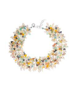 OTTAVIANI | Ожерелье С Жемчугом И Агатом