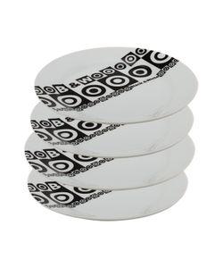 GiftLand | Тарелки Десертные 4 Шт.