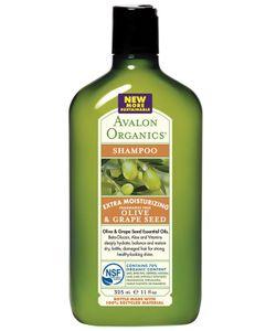 Avalon Organics   Шампунь С Маслом Оливы