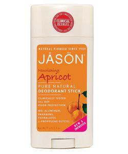 Jason | Твердый Дезодорант Абрикос