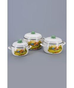 METROT | Набор Посуды 6 Предметов