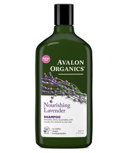 Avalon Organics   Шампунь С Маслом Лаванды