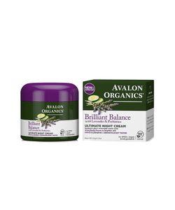 Avalon Organics   Ночной Крем С Лавандой