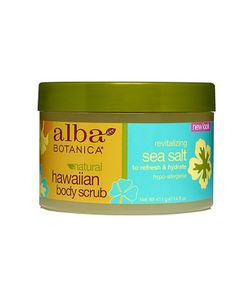 Alba Botanica | Скраб Для Тела С Морской Солью