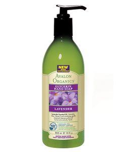 Avalon Organics   Глицериновое Мыло Для Рук