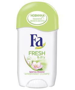 Fa   Део-Стик Freshdry Цветоквишни