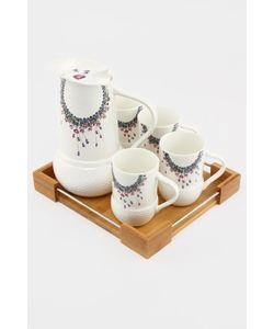 PATRICIA | Набор Чайный На 4 Персоны