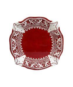 Elff Ceramics | Тарелка Новогодняя21 См