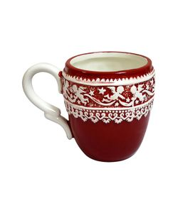 Elff Ceramics | Кружка Рождественская 400 Мл