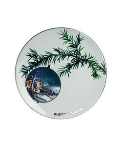 Elff Ceramics | Тарелка Веточка 225 См