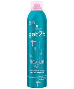 Got2b | Лак Для Волос Полный Улет