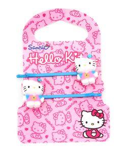 Hello Kitty | Заколка-Невидимка 2 Шт.