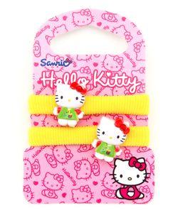 Hello Kitty | Резинка Махровая 2 Шт.