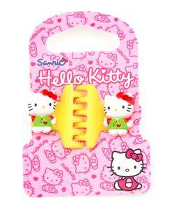Hello Kitty | Заколка-Крабик 2 Шт.