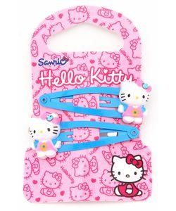 Hello Kitty | Заколка-Клип Чат-Чат 2 Шт.