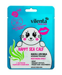 Vilenta | Animal Mask Happy Sea Calf