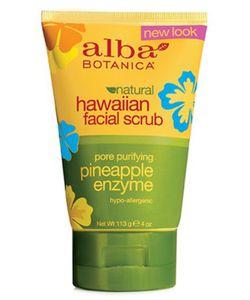 Alba Botanica | Гавайский Скраб Для Лица
