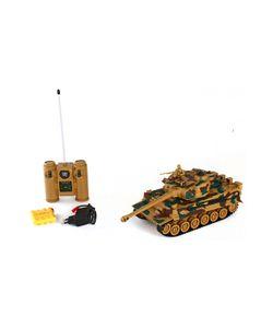 Пламенный мотор | Танк Р/У 128 Tiger Германия Пламенный Мотор