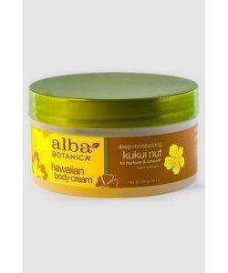 Alba Botanica | Крем Для Тела С Орехом Кукуи