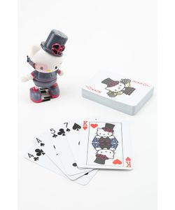 Hello Kitty | Робот Угадывающий Карту
