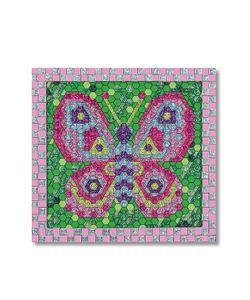 MELISSA & DOUG | Творчество Мозаика Бабочка