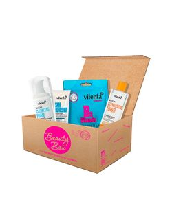 Vilenta | Набор Cleansing Beauty Box