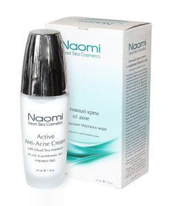 Naomi | Активный Крем Против Акне