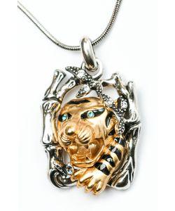 Patricia Bruni   Кулон Тигр