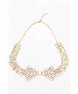 Ann Devine | Ожерелье-Бабочка Из Кристаллов
