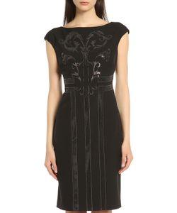 Versace Collection | Платье Декорированное Поетками