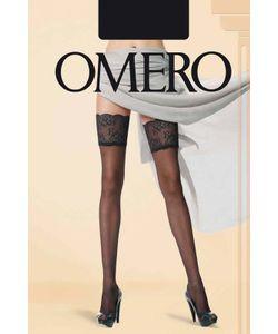 Omero | Чулки С Эффектом Тюля
