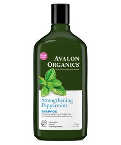 Avalon Organics | Укрепляющий Шампунь