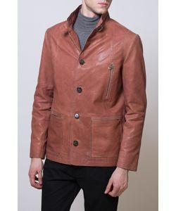 ALFREDO GALLIANO | Куртка Кожаная