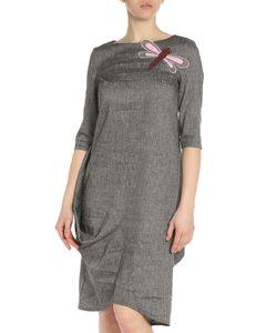 Adzhedo | Платье С Аппликацией