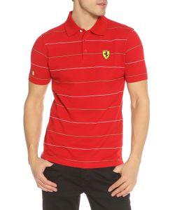 Ferrari | Поло Грин Страйпс