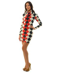 Royal Box | Платье С Широким Воротником