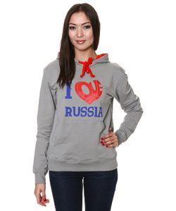 Hearts of Russia | Толстовка Кенгуру
