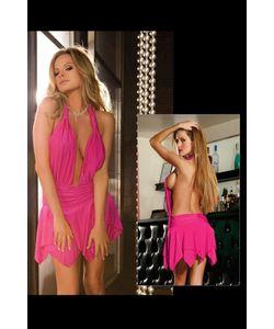Electric Lingerie | Платье С Открытой Спиной