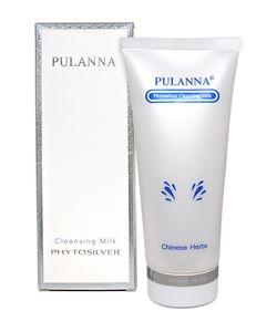 PULANNA | Очищающее Молочко С Серебром