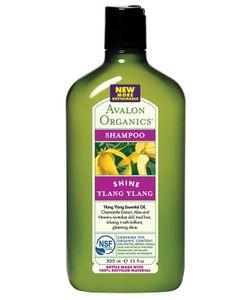 Avalon Organics | Шампунь С Маслом Иланг-Иланг